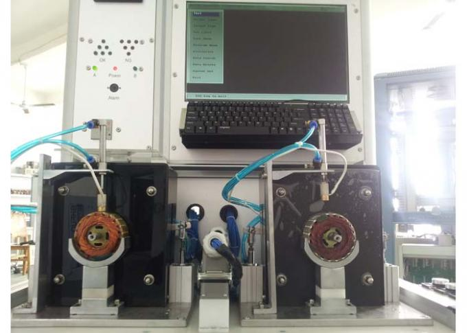 Armature Motor Testing Equipment For Electrical Strength