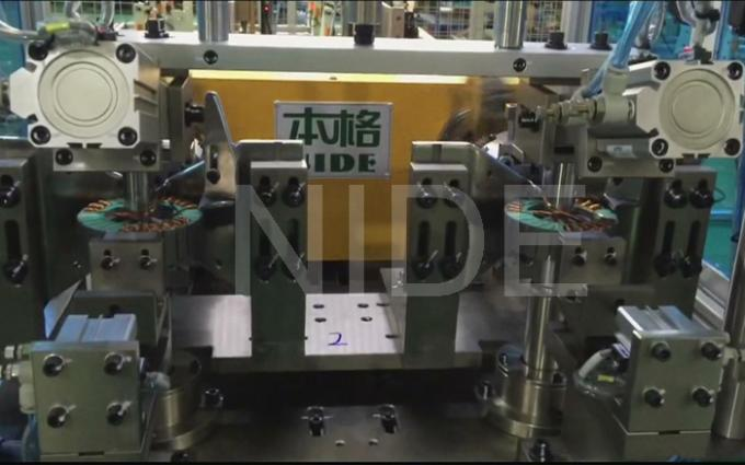 Electric Bike Wheel Motor Winding Machine Automatic