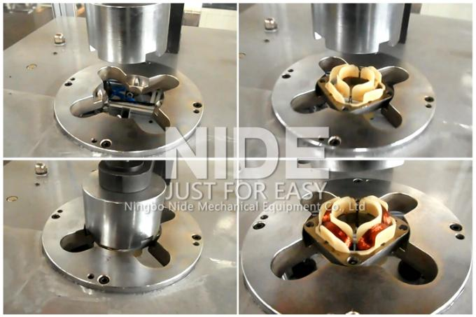 Muti Pole Stepping Motor Stator Needle Winding Machine High Accurate And Automatic