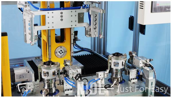 BLDC stator motor winding machine