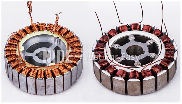 automatic balance cars motor stator winding machine