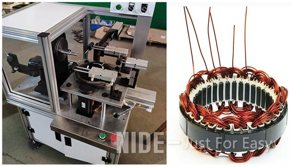 Alternator-stator-winding-machine-coil-inserting-machine