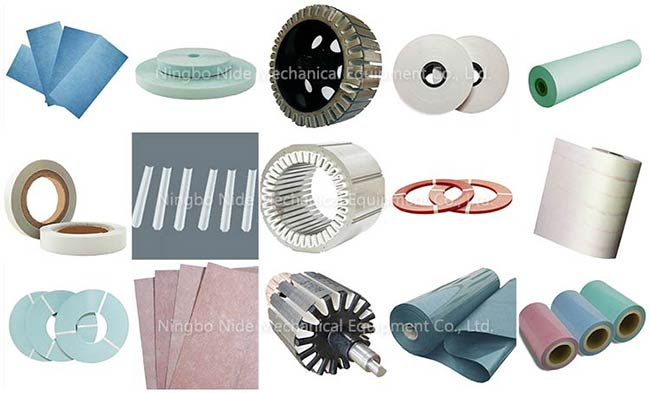 electrical insulation paper material
