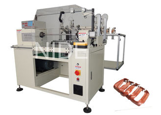 China Multistrand Type Coil Winding Equipment For Multiple Wire Parallel Coil Winding supplier