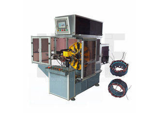 China Automobile Motor Alternator Stator Coil Winding Machine Single Working Station supplier