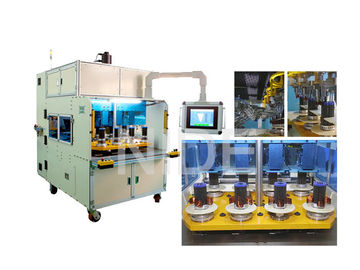 China Reliable Stator Winding Machine , Automatic Coil Winder Eight Working Stations supplier