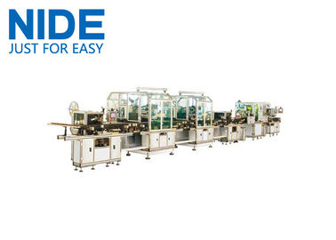 China Fully Automatic Mixer Motor Armature Manufacturing Machine Rotor Assembly Line supplier