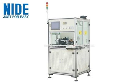 Shaftless Armature Spot Welding Machine Single Station For No Shaft Rotor Welding