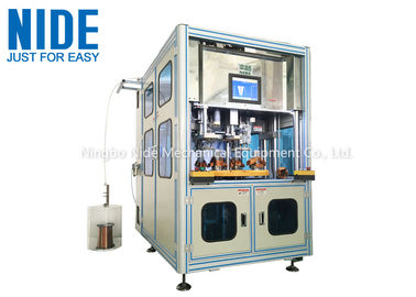AC servo motor Automatic Simultaneous Stator Coil Winding Inserting Machine