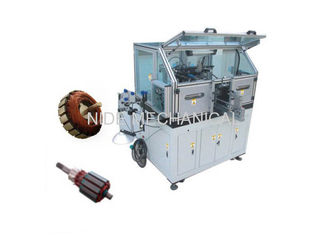 China Three phase Armature Winding Machine / Equipment For Meat Grinder , Mixer Motor supplier