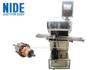 Reliability Powder Tool Motor Armature Wedge Insertor With Siemens PLC