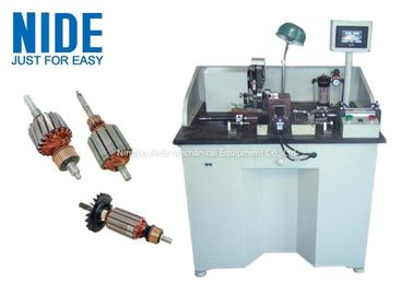 Mechanical , electrical Auto armature Turning Machine For Washing Machine Motor Rotor