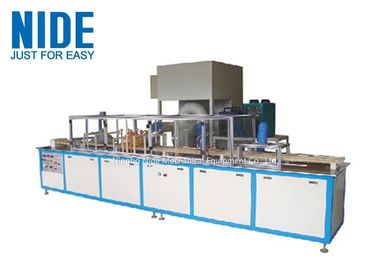 Motorcycle Electrostatic Armature Powder Coating Machine System Three Phase