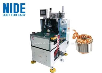 Double Side Motor Stator Coil End Lacing Machine Middle Size With CCC Certificate