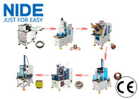 Noiseless Fully Automatic Motor Production Line 0~300mm Stator Dia High Performance