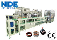China Electric Motor Stator Winding Machine High Efficiency for Fan Motor Stator Production company