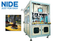 China Efficent Automatic Coil Winding Machine / Wire Coil Inserting Machine Four Working Station factory