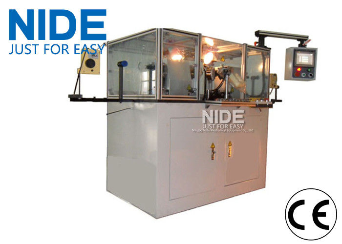 Small wire armature winding machine for electric motor for Grayson armature small motor