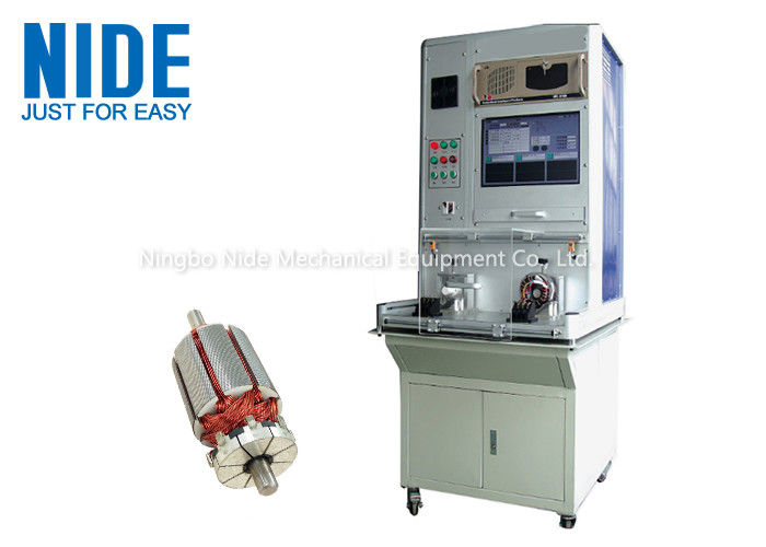 Insulated Automatic motor stator Testing Machine Cold Resistance 500va Capacity
