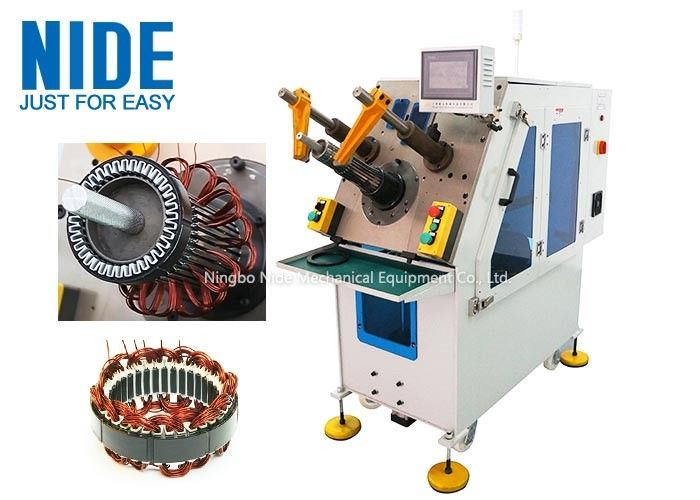 High efficiency Motor stator winding inserting machine coil servo CCC Certificate