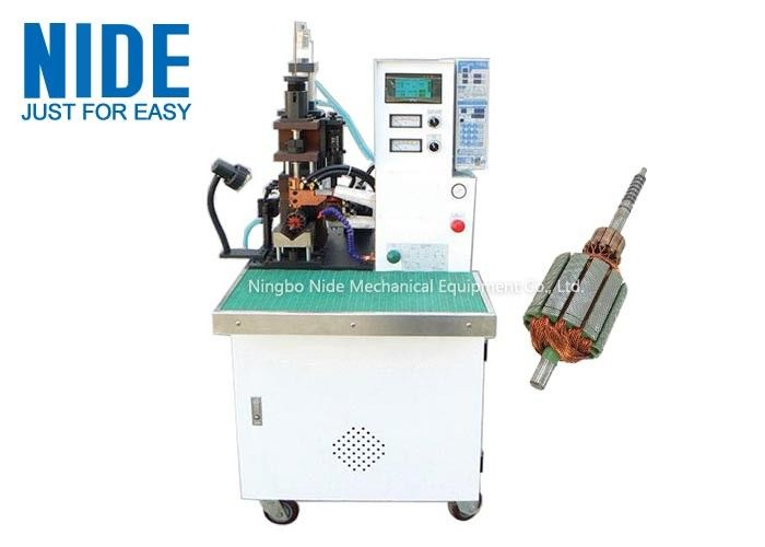 Easy operation Fusing Machine / Equipment for Commutator Hook Welding