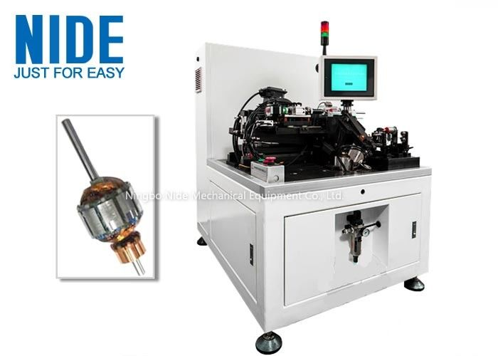 Dynamic Armature Balancing Machine Semi Auto For Motor Rotor Testing