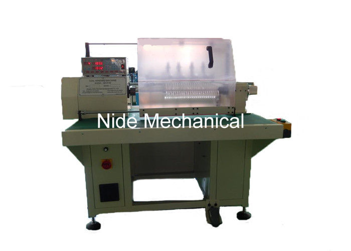 Multi Layer Automatic Coil Winding Machine For Micro Air