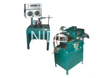 260Mm Armature Balancing Machine , Rotor Horizontal Balancing Machine Semi Automatic