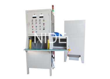Power Tooling Coil Powder Coating Machine / Machinery For Commutator Motor Stator
