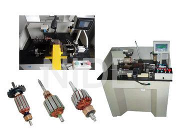 Commutator Surface Turning Machine For Precise Lathing Mini Engine Rotor