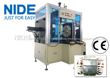 Long Stack Length Pump Stator Coil Forming Machine Horizontal Type
