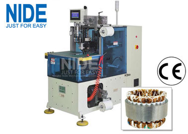 Automatic Working up and down low noise Stator Wire Lacing Machine for electric motor