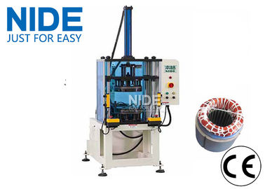 Full - Automatic Stator Coil Forming Machine Hydraulic System Driven
