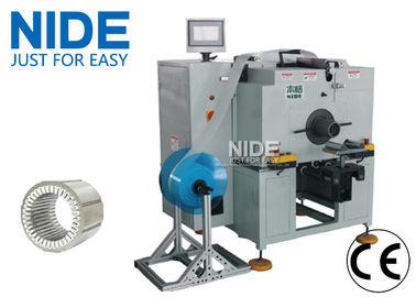 Horizontal Stator Insulation Paper Inserting Machine Deep Water Pump