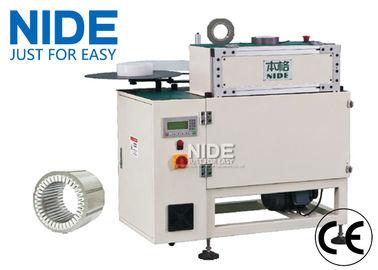 High Speed Stator Insulation Paper Inserting Machine For Gasoline Generator