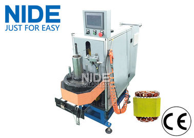 Induction Motor Stator Coil Lacing Machine /  Single Head Interval Slot Lacing Machine