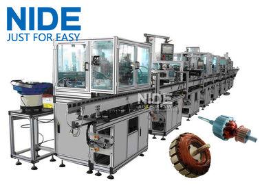 Armature Auto Winding Machine Electric Motor Production Line