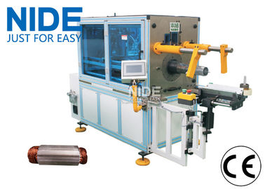 Automatic Horizontal Coil Inserting Machine With Wedge Feeding Mode