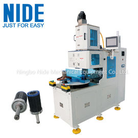 Auto Coil Winding Machine For 2 poles , 4 poles and 6 poles stator
