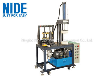 New Energy Motor Stator Winding Final Coil Forming Equipment , Weight 500KG
