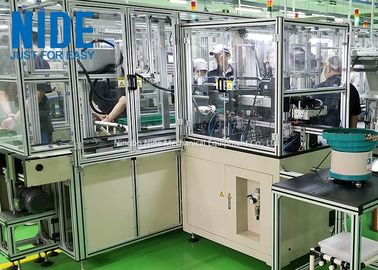 China Customized Fully Auto Electric Motor Armature Rotor Production Line With High Efficiency factory