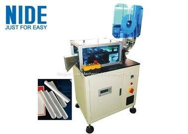 Motor Armature And Stator Slot Insulation Paper Wedge Inserting Machine 220V 60Hz