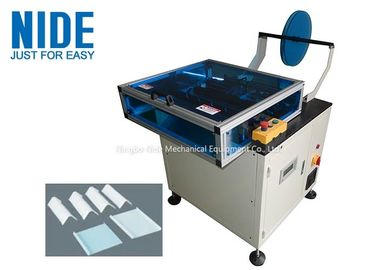 Automatic Servo System Insulation Paper Forming And Cutting Machine Middle Type