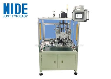 BLDC Motor Inslot Needle Winding Machine with Two Working Station