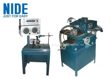 260Mm Armature Balancing Machine , Rotor Horizontal Balancing Machine Semi Automatic
