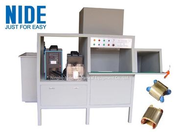 Two Poles Stator Powder Coating machinery systems With Powder Vibration Device