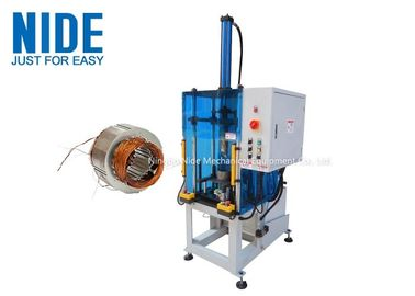 Hydraulic Automatic low noise Stator Winding Coil Pre-Forming Machine