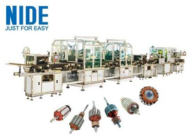 China Mixer / Armature Motor Production Line Fully Automatically CCC Approved factory