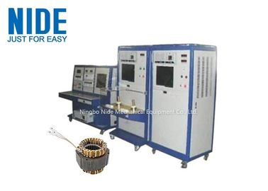 Air Condition Motor Stator Testing Panel Equipment, stator tester machine