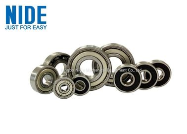 High Precision Non Standard Deep Groove Ball Bearing For Electric Motor